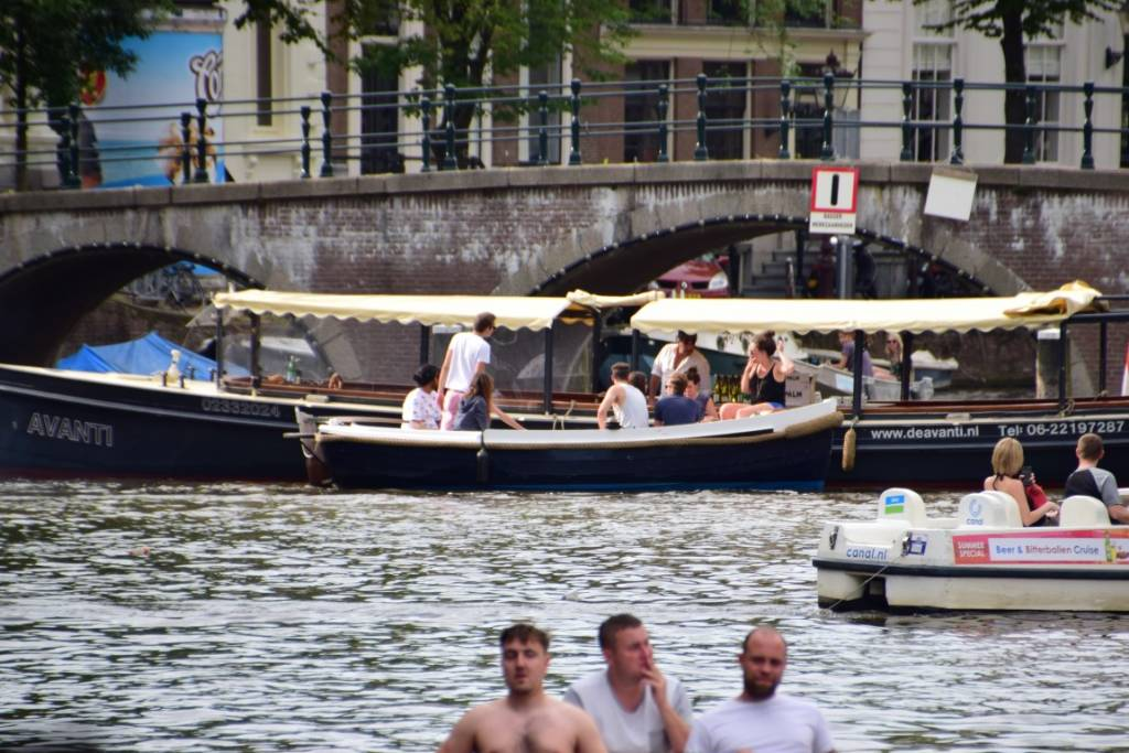 Amsterdam, ses canaux et son fromage