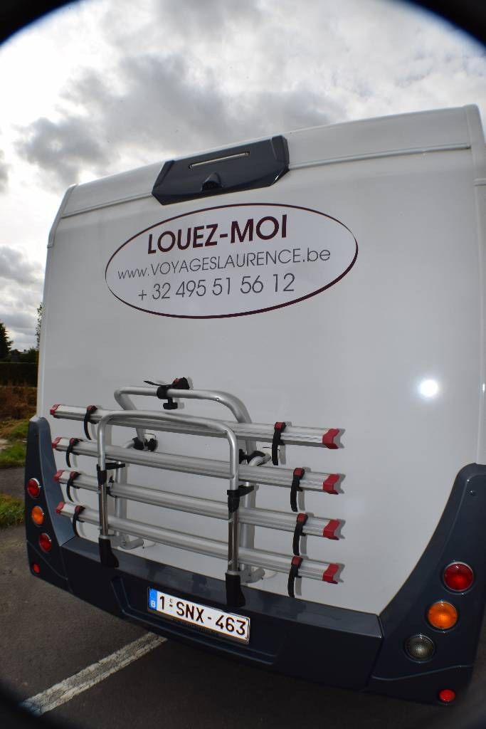Roller Team Performance 265 TL chez locationdecampingcar.be