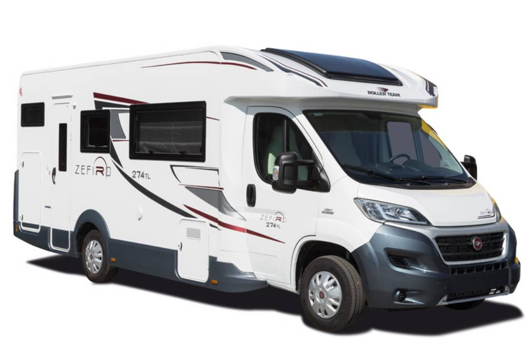 Roller Team Zefiro 274 TL chez locationdecampingcar.be